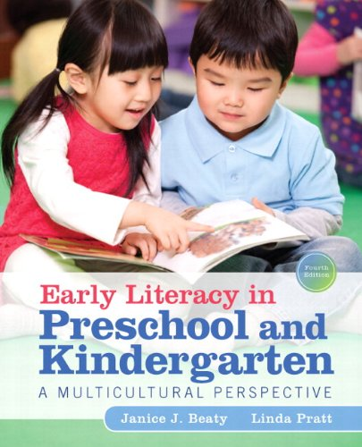 Early Literacy in Preschool and Kindergarten: A Multicultural Perspective, Pearson eText with Loose-Leaf Version -- Access Card Package (4th Edition)