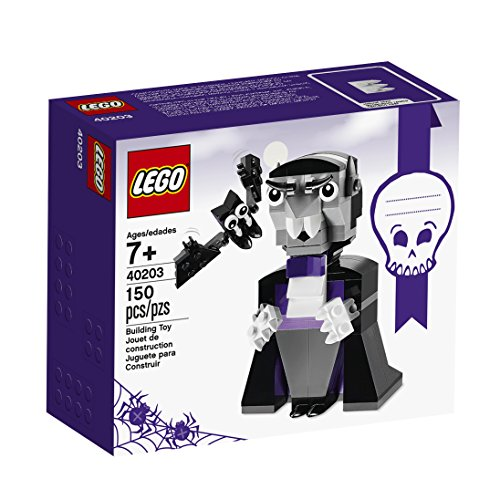 [LEGO Creator Halloween Vampire and Bat 6137133 Building Kit (150 Piece)] (Halloween Gifts)
