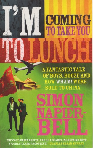 I'm Coming To Take You To Lunch pdf