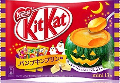 Nestle Kit Kat Pumpukin Pudding