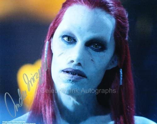 Andee Frizzell As The Wraith Queen Stargate Atlantis Genuine Autograph At Amazon S Entertainment Collectibles Store