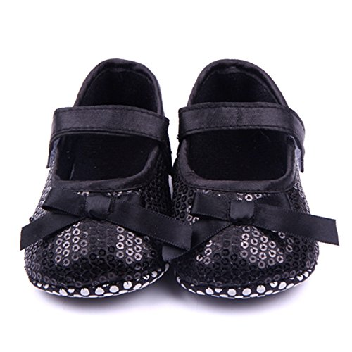 m2cbridge-baby-girls-bow-dress-shoe-infant-toddler-pre-walker-crib-shoe-0-6-months-black-sequins