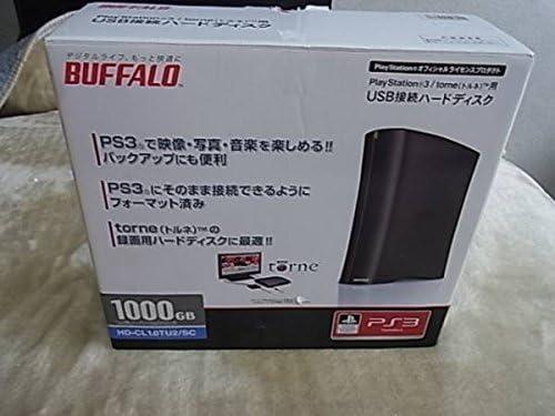 外付けハードディスク HD-CL1.0TU2/SC