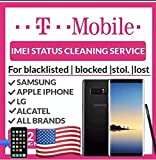 T-Mobile USA IMEI Cleaning Service for All Mobile Phones - All IMEI's and Models Supported (Except Fraud) - WE CAN MAKE IT HAPPEN FOR YOU