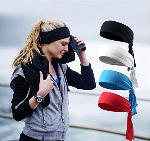 Skyeye 1 St/ück M/änner und Frauen Sport Sweat Schals Laufen Tennis Fitness Piraten Stirnband Bandana f/ür Yoga Basketball Fu/ßball Tennis Fitness Laufen Schwarz