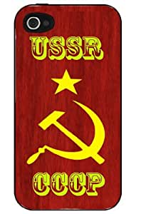USSR CCCP Grunge iPhone 4/4s case
