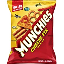 Munchies Cheese Fix Flavored Snack Mix, 8 Ounce