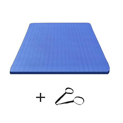 FCXBQ Esterilla de Yoga Ocio Manta de Fitness Antideslizante ...