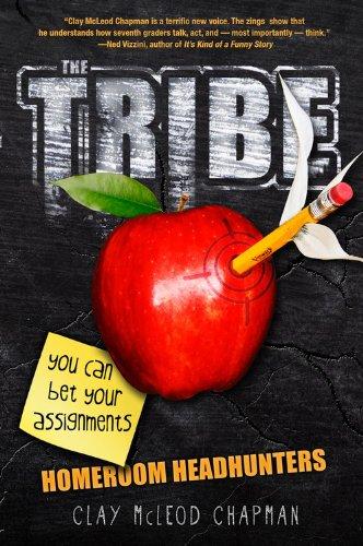 Image of The Tribe: Homeroom Headhunters (A Tribe Novel)
