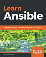 Learn Ansible Front Cover