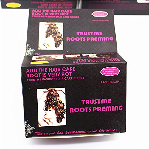 36Pcs/Bag Hair Clip Wave Perm Rod Bars DIY Roots Preming Fluffy ing Styling Tool show by HAHUHERT (Image #7)