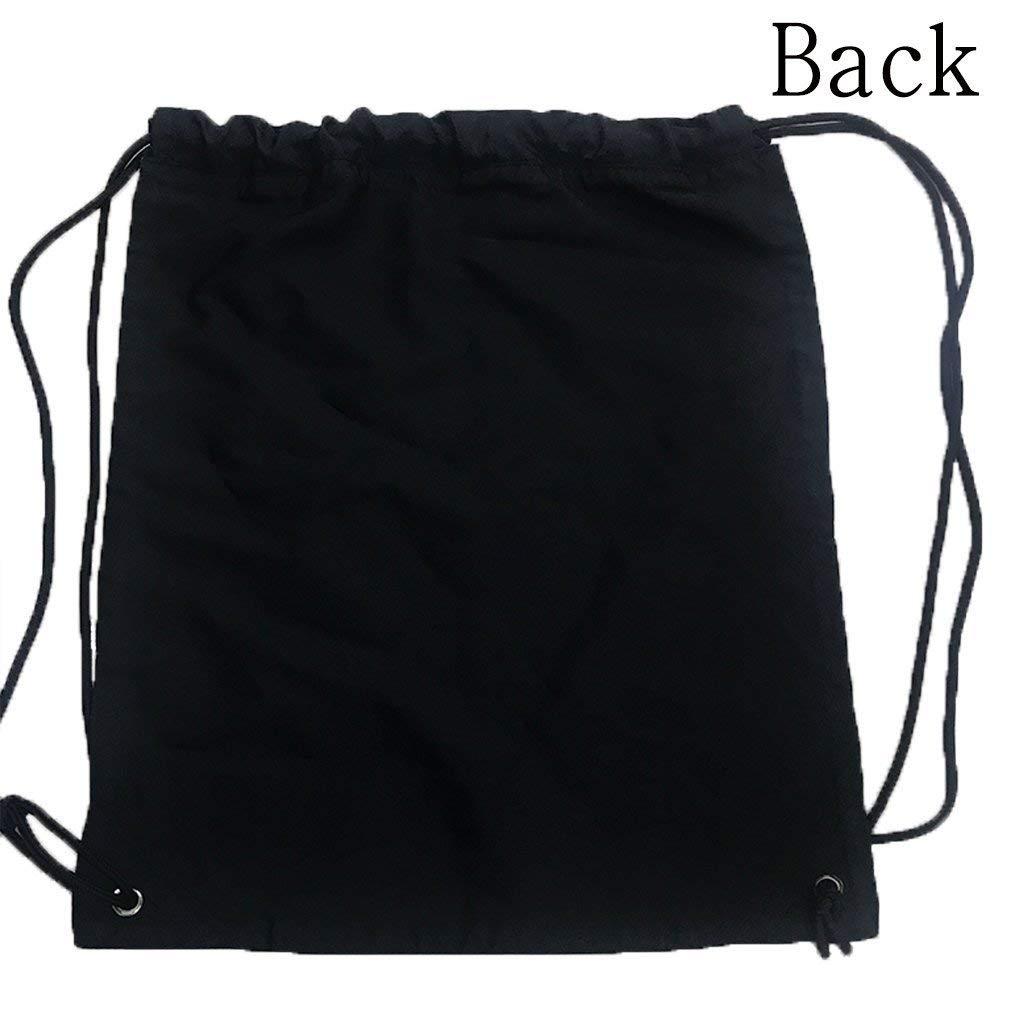 Etryrt Mochilas//Bolsas de Gimnasia,Bolsas de Cuerdas Pepe Frog Dont Tread On Memes Polyester Sport Drawstring Backpack Bags