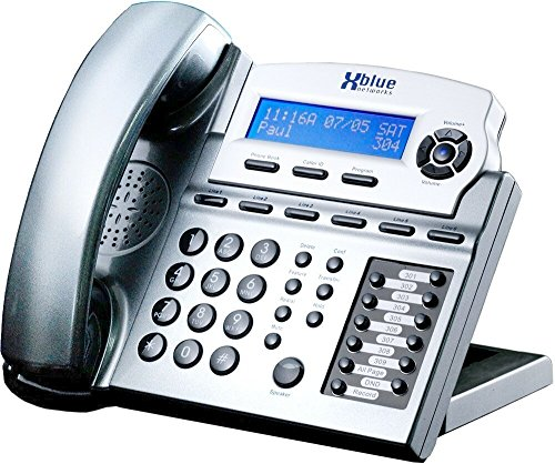 XBlue X16 Small Office Phone System 6 Line Digital Speakerphone - Titanium Metallic (XB1670-86), Model: XB1670-86, Electronics & Accessories Store by Electronics World