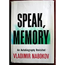 Speak, Memory: An Autobiography