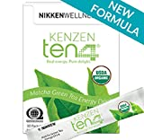 Kenzen Ten4 Energy Drink (kiwi)