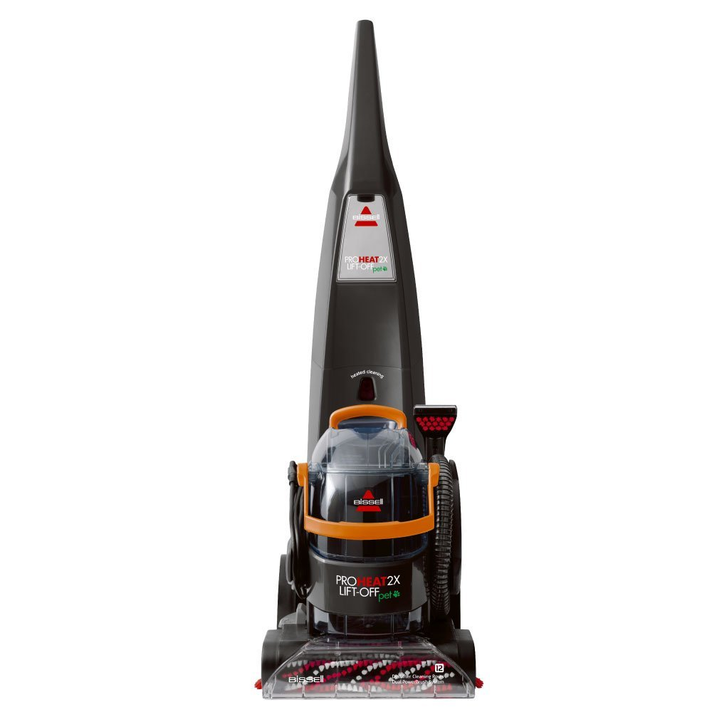 Bissell ProHeat 2X Lift Off Pet Carpet Cleaner, 15651 by Bissell