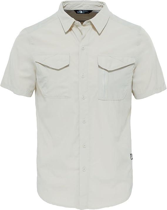 The North Face M S/S Sequoia Camisa, Hombre: Amazon.es: Deportes y aire libre