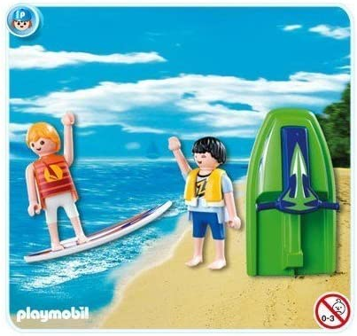 Playmobil Special Plus Surfer with Surf Board