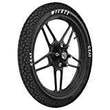 Ceat Milaze  2.75 - 18  48P Tube-Type Bike Tyre, Rear (Home Delivery)