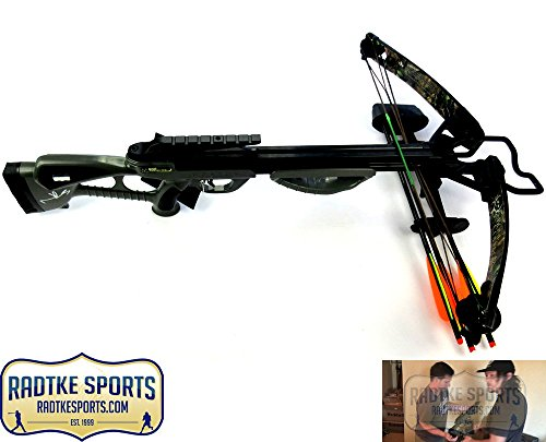 Norman Reedus Autographed/Signed Bone Collector Black Full Size Crossbow - The Walking Dead