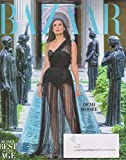 Harper s Bazaar October 2019 Demi Moore Be Your Best At Every Age