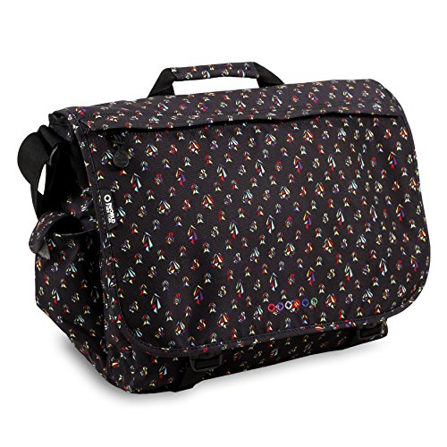 J World New York Thomas Laptop Messenger Bag, ()