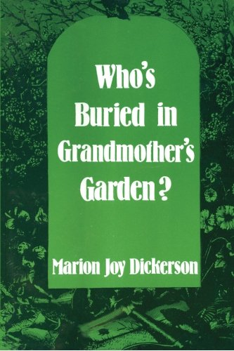 Grandmothers Garden - Who's Buried In Grandmother's Garden?: Mystery, Suspense, Thriller. (Volume 2)