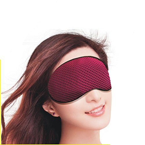 Sleep Mask,5 Pack Bamboo charcoal oakley eyeshade to relieve eye fatigue, soothe the nerves, sleep, men and women shade - Oakley Eyeshade Lenses