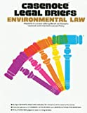 Environmental Law : Adaptable to Courses Utilizing Mennell and Stewarts Casebook on Environmental Law, , 0874572223