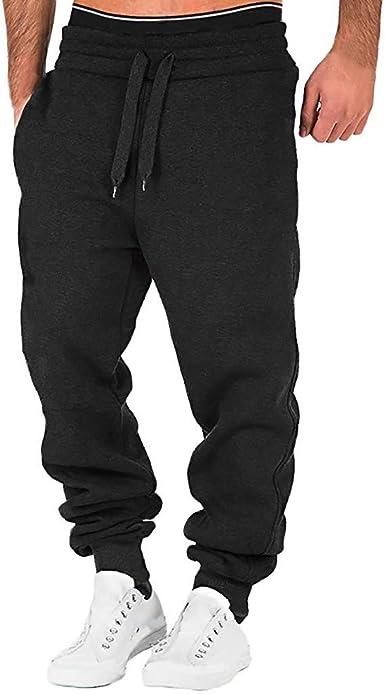 Fitness Gym Sweatpants Trousers Sport Men Comfort Pants Running Workout Joggers