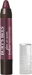 product image for Burt's Bees 100% Natural Moisturizing Gloss Lip Crayon, Bordeaux Vines - 1 Crayon