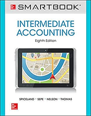 SmartBook for Intermediate Accounting