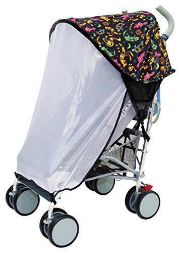 Dreambaby Strollerbuddy Extenda-Shade with Insect Netting by Dreambaby