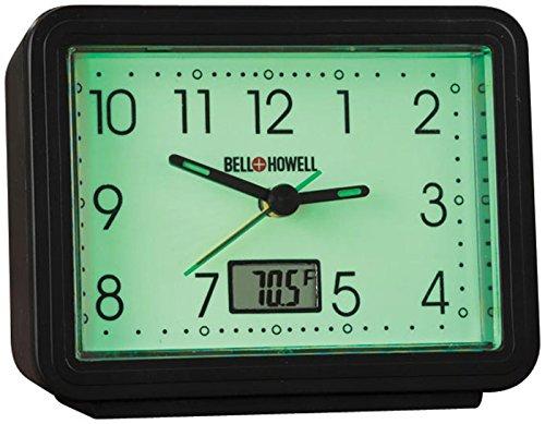 Miles Kimball Glow In The Dark Alarm Clock