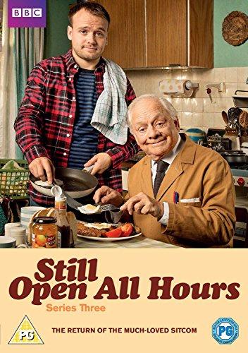 Still Open All Hours - Series 3 [DVD] [2016] [Region2] Requires a Multi Region Player