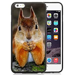 New Personalized Custom Designed For iPhone 6 Plus 5.5 Inch Phone Case For Cute Squirrel Phone Case Cover wangjiang maoyi