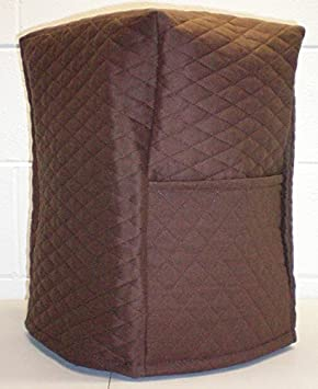 Review Quilted Coffee Maker Cover