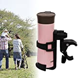 ALLOMN 360 Degree Rotation Cup Drink Holder Universal Stroller Baby Bottle Rack for Bike Bicycle Buggy Wheelchair Trolley