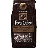 Best Coffees - Peet's Ground Coffee, Major Dickason's, 12-Ounce Review