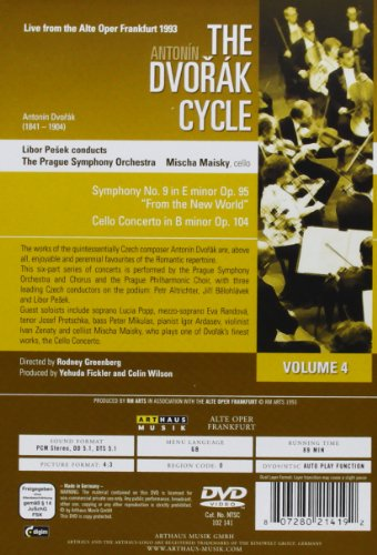 The Dvorak Cycle, Vol. 4