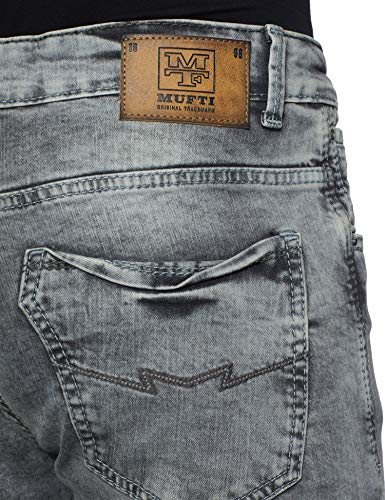 Mufti Men's Super Slim Fit Stretchable Jeans 2021 July Care Instructions: Machine Wash Fit Type: Slim Stretchable Jeans