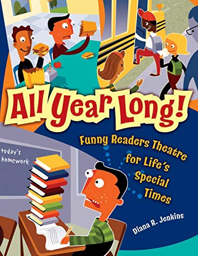 (All Year Long!: Funny Readers Theatre for Life's Special Times)