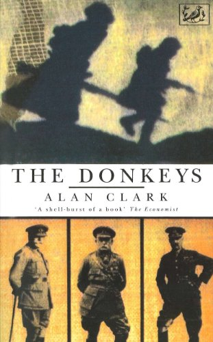 Donkeys Alan Clark ebook