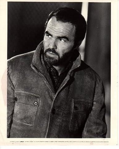 Burt Reynolds Beard And Mustache Original 8x10 Photo L5296 At