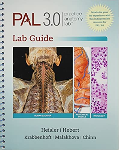 Practice Anatomy Lab 3 0 Lab Guide With PAL 3 0