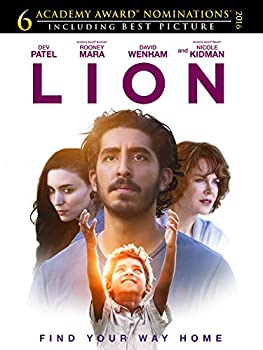 Lion 2016 Digital HD Movie