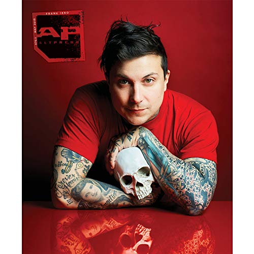 Alternative Press Magazine Issue #370.1 Frank Iero