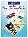 Kyпить Lazertran Iron-on Inkjet Transfer/Lt Textile на Amazon.com