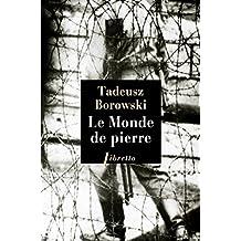 MONDE DE PIERRE (LE)