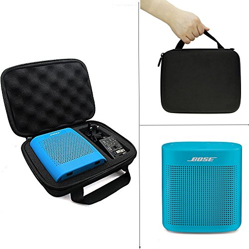 Travel Carry Pouch Funda Portátil Bolsa de Box Cover Protectora Cover Case para Bose SoundLink Color altavoz bluetooth II...